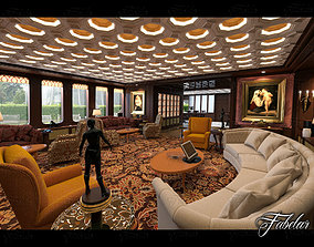 Hall 19 3D model