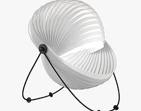 Objekto Eclipse Lamp 3D model