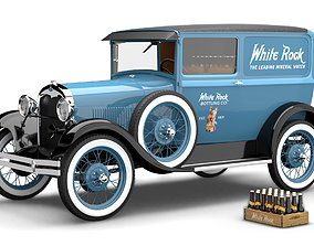 Ford Model A 1928 Delivery