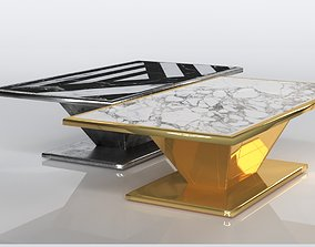 3D asset giopagani MIRAGE DOR DINING TABLE