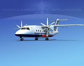 3D model Dornier Do-328-130 Texair
