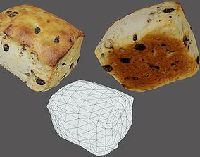 Scone 01 - Low Poly - Photogrammetry 3D model