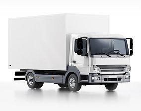 Commercial Truck 3D model