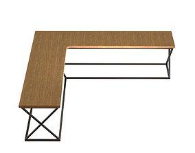 3D Office loft table