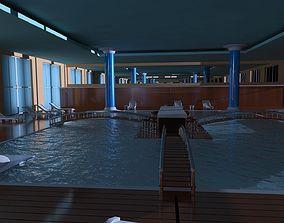 3D asset realtime Swimming pool