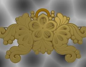 interior-design 3D printable model Pendant