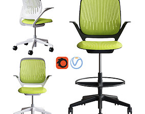 Steelcase - Office Chair Cobi 3D