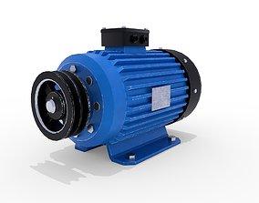 3D model Electric Motor 1