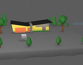 3D asset home modelling