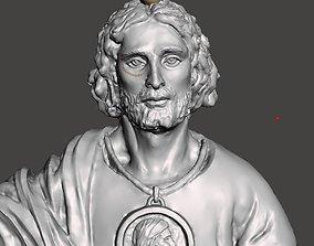 Saint Jude Full Body Sculpture 3D printable model