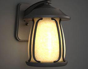 Lighting Sconce Fixture 3D model