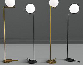 Flos Ic Floor Lamp 3D model