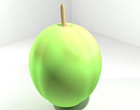 3D model Tropical Fruit - Coconut