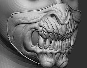 Tematic Mask 3D print model
