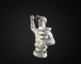 Vincenzo Nibali Bust 3D printable model