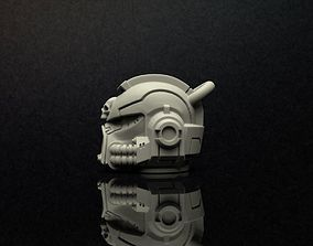 Space Marine Helmet 3D printable model