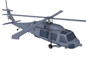 3D Blackhawk Skorsky