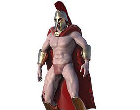 Spartan 3D model