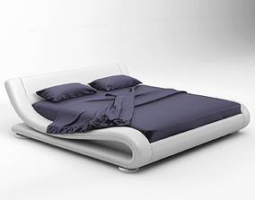 3D model Doube Bed