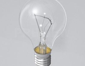 lightbulb Light Bulb 3D
