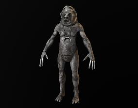 3D model Tribe Men Bumbklaat