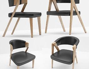 Voglauer chairs 3D model
