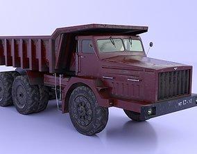 MAZ 530 3D asset