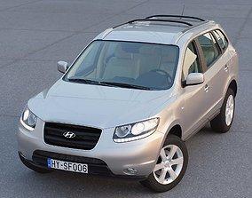 3D Hyundai Santafe 2006-2010