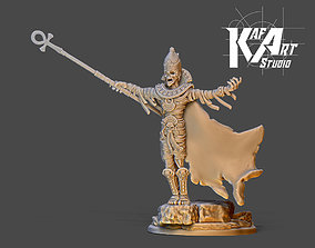 3D print model Mummy priest - 35mm scale