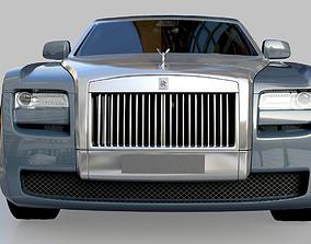 Rolls Royce Ghost 3D model