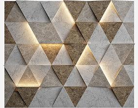 3D model Wall Panel 8