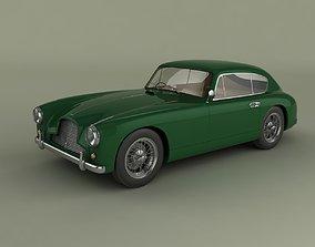 Aston Martin DB24 mk1 3D
