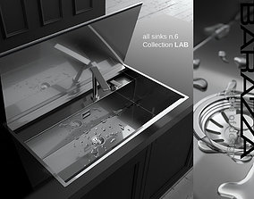 3D Sink by Barazza - Collection LAB