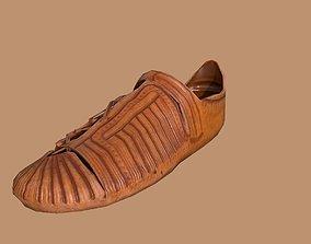 Roman Legeneer shoe GAME READY 3D model