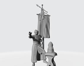 Bishop of the order 3D printable model