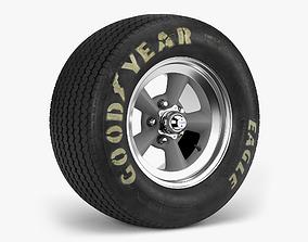 auto Goodyear Billboard Torq Thrust Combo 3D model