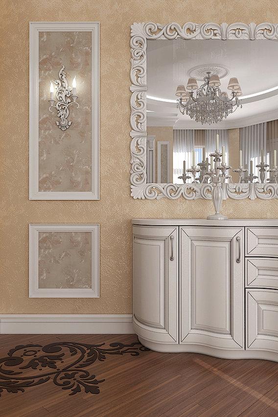 Classic interior fragment.