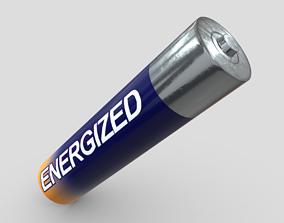 Battery AAA 3D model