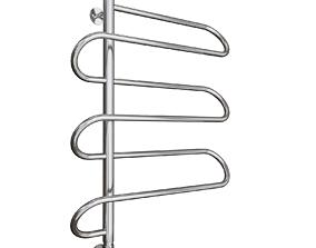 warm pack towel rail 3D model