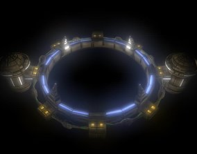 WORMHOLE GATEWAY 3D model