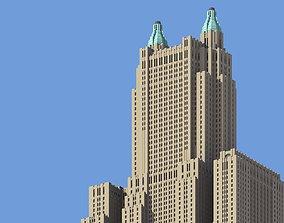 3D print model Waldorf Astoria