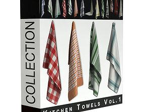 Kitchen Towels - Vol 1 3D