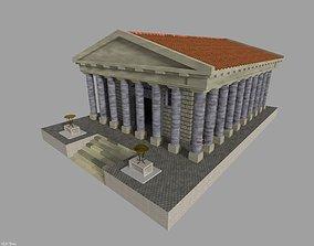 Temple 3D cuthbury