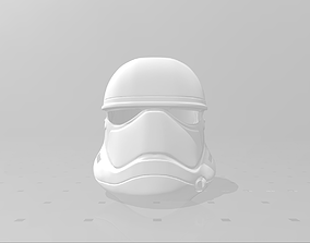 Star Wars Stormtrooper Helmet SW 7 Imperium 3D print model