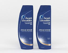 Head and Shoulders 3D model