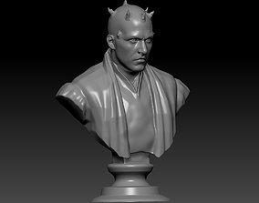 3D printable model Darth Maul Bust