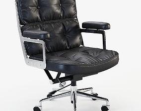 3D model Eames Executive Lobby Chair
