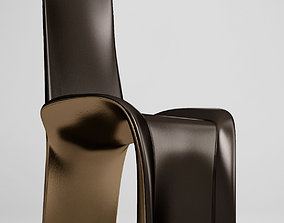 3D Giorgetti Eva dining chair