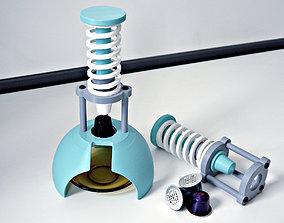 3D print model Capsule Cleaner for Nespresso
