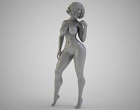 3D printable model Girl in a Bikini